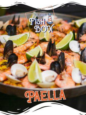 Paella Box